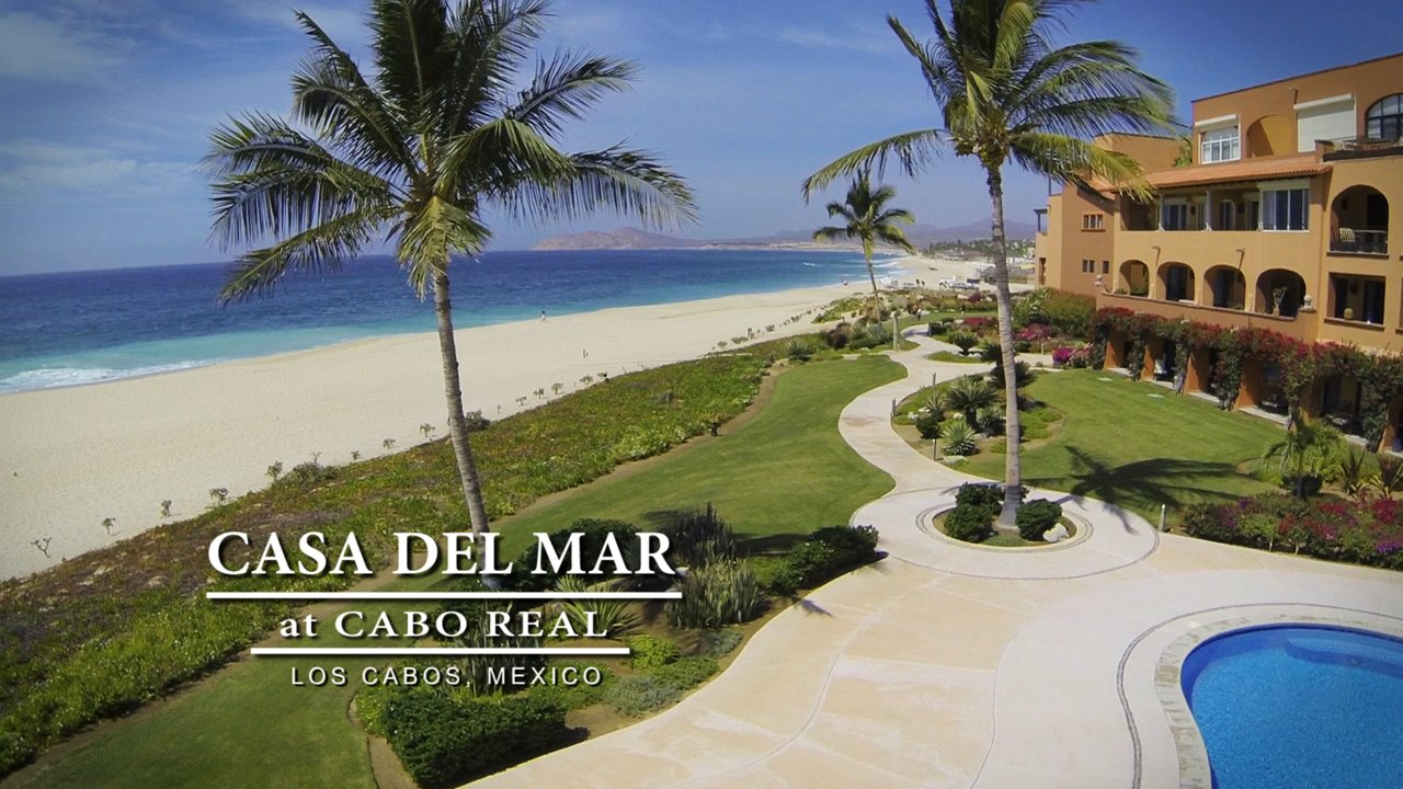 CASA DEL MAR at Cabo Real, Los Cabos, Mexico