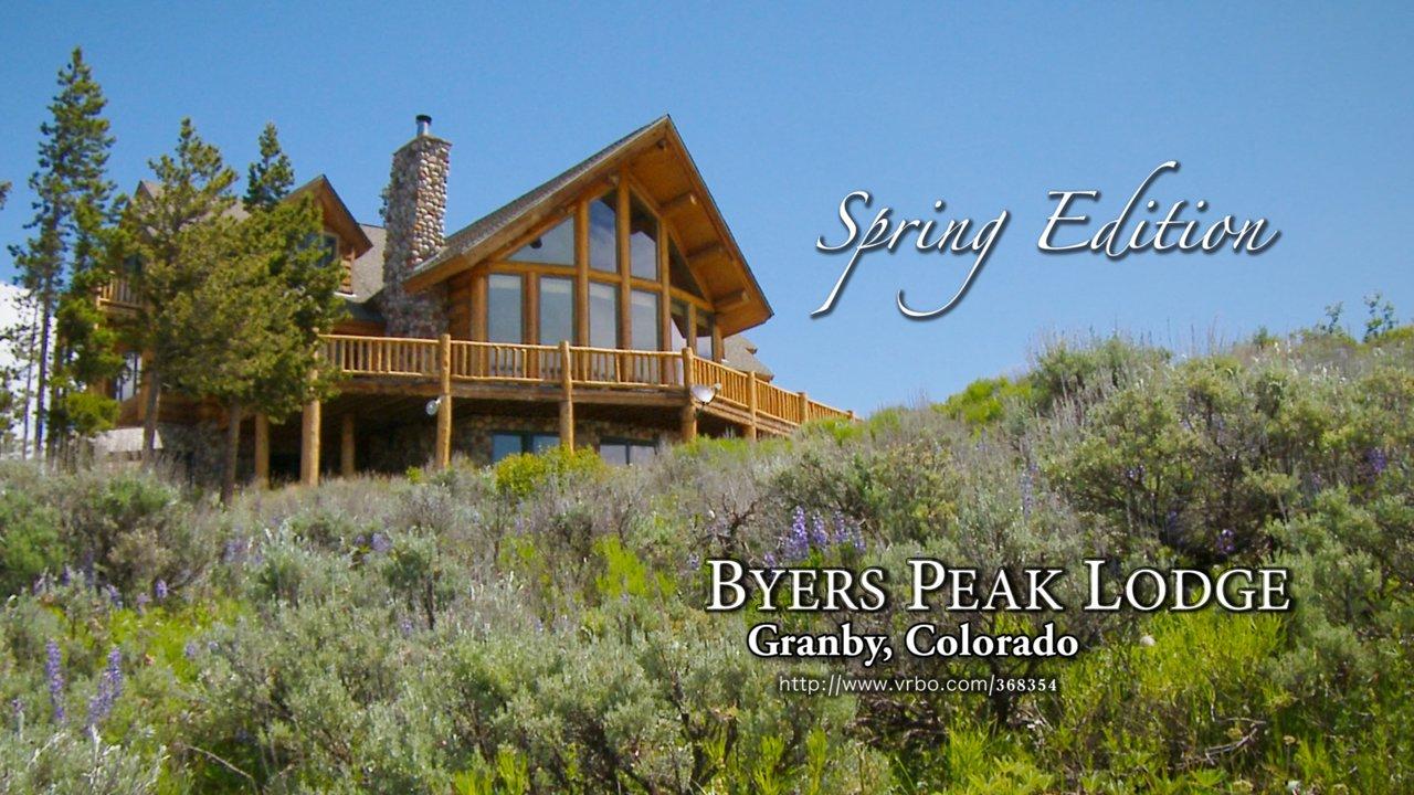 Byers Peak Lodge Spring Edition