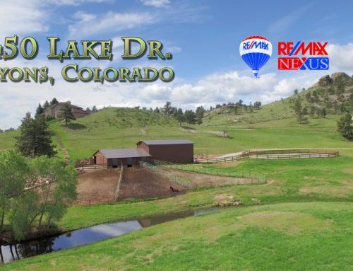 450 Lake Dr Lyons Colorado – RE/MAX Nexus