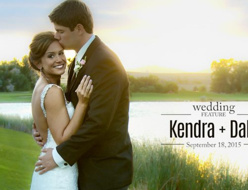 Kendra + Dale Wedding Feature