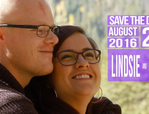 Lindsie and Ben Engagement and Save The Date