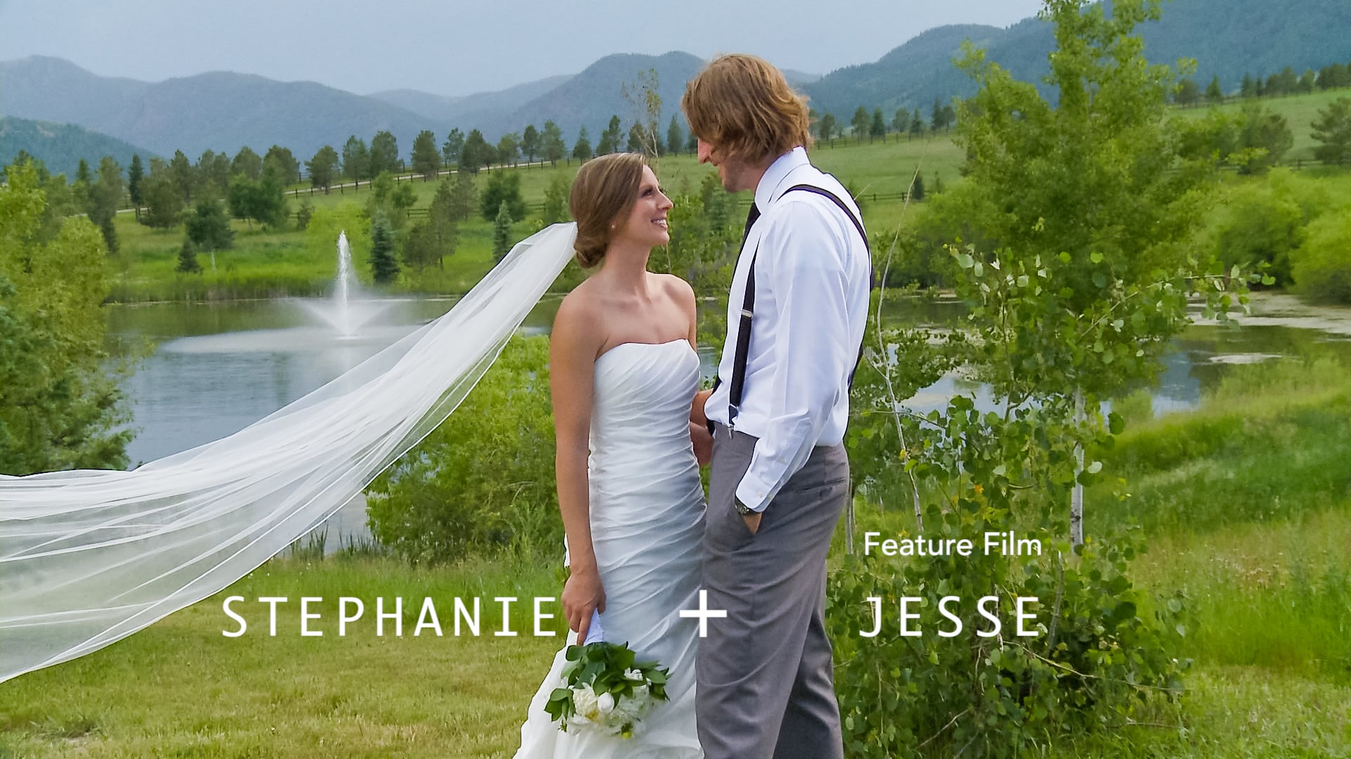 Stephanie + Jesse Wedding Feature Film