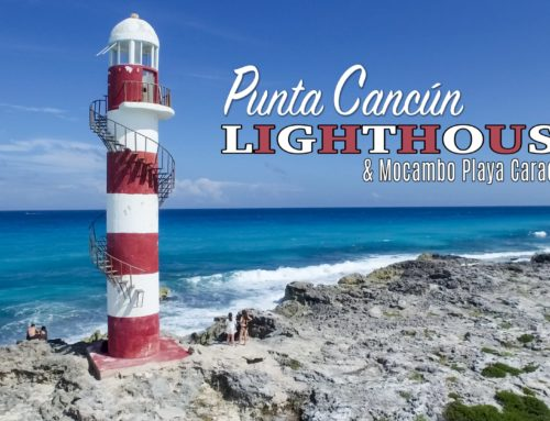 Punta Cancun Lighthouse